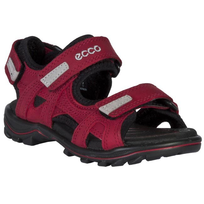Sandals ECCO - 7984212466 Red