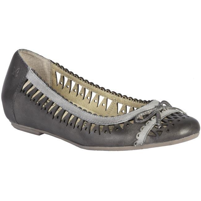 Flats CAPRICE - 9-22100-26 200 Grey