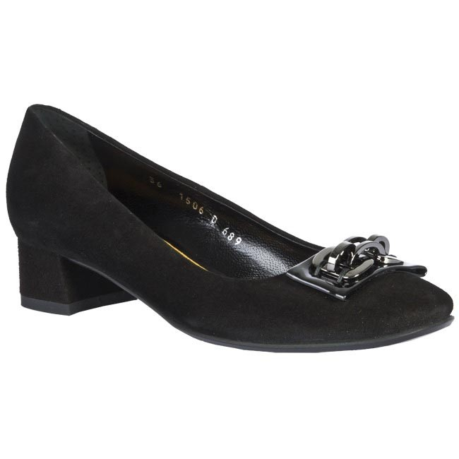 Shoes GINO ROSSI - DCD689 4906 9999 Black