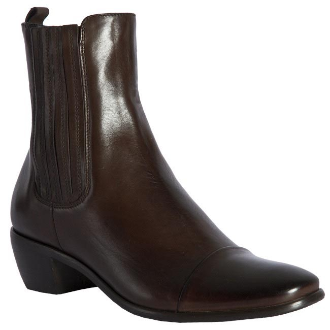 Boots GINO ROSSI - DBD753-0900-3700 Brown
