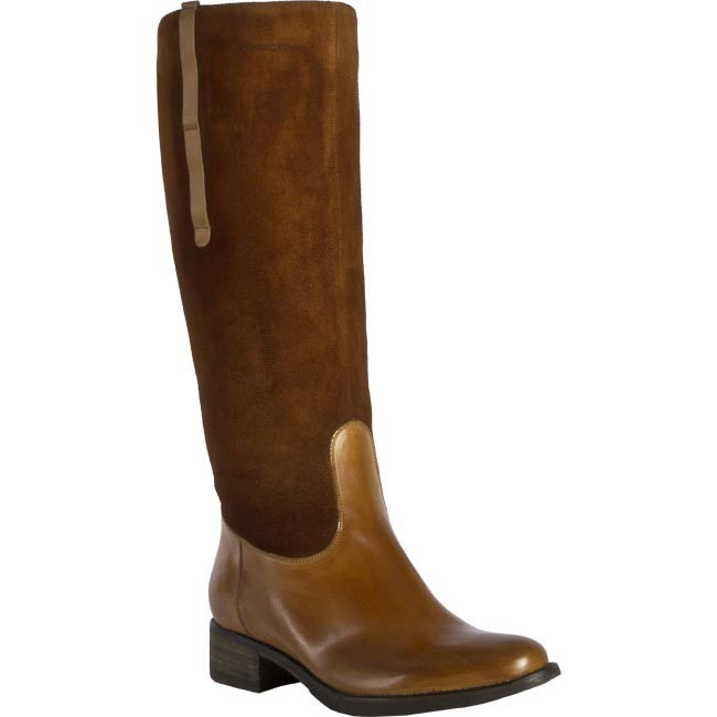 Knee High Boots GINO ROSSI - DKD730 4909 3325 Brown