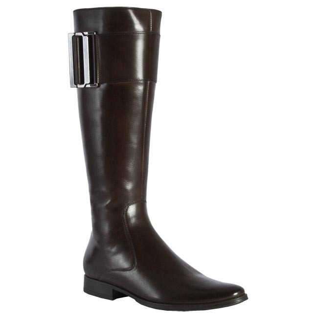Knee High Boots GINO ROSSI - DKD751 0900 3700 Brown