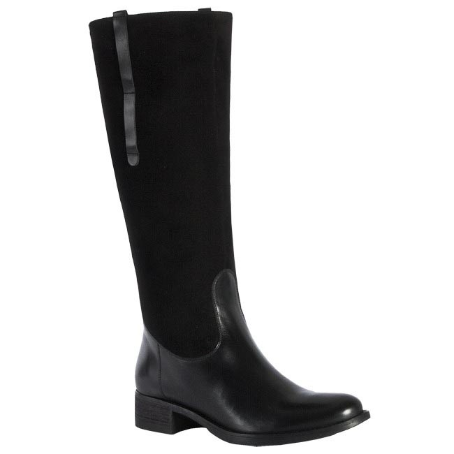 Knee High Boots GINO ROSSI - DKD730 4909 9999 Black