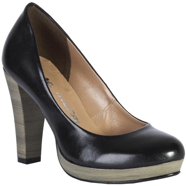 Shoes LAURA MESSI - 388/1 034 Black
