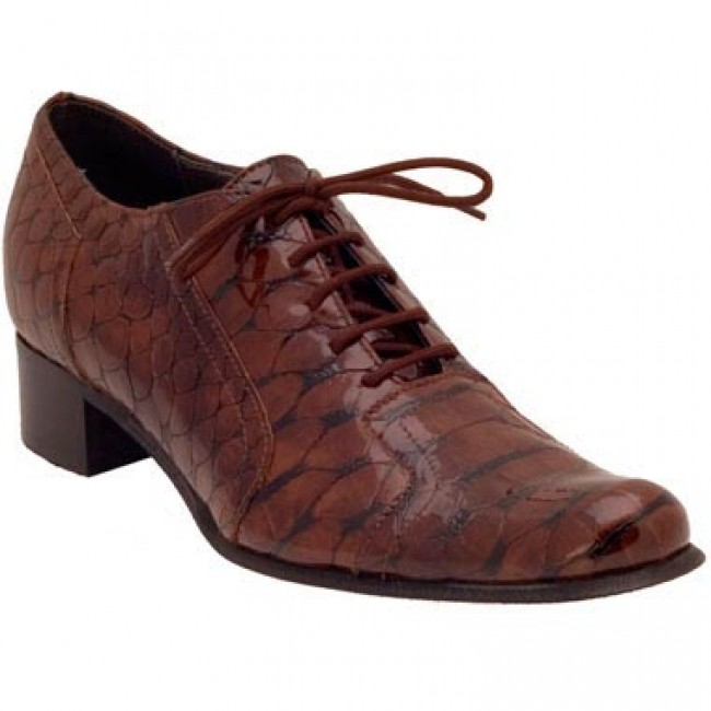 Shoes EDEO - 0519A/154 Brown