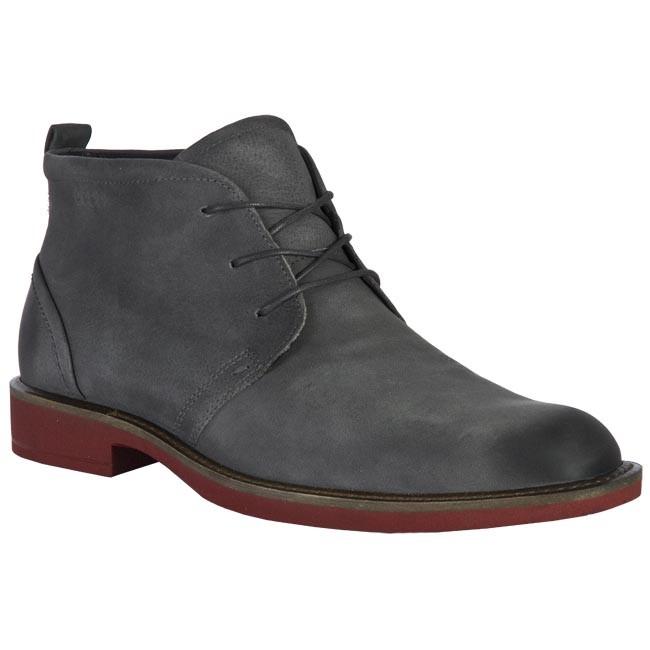 Boots ECCO - 630014 02602 Grey
