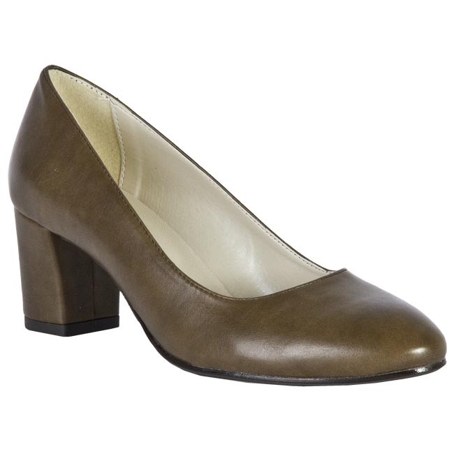 High Heels GINO ROSSI - DC043L-CGCG-3500 Brown