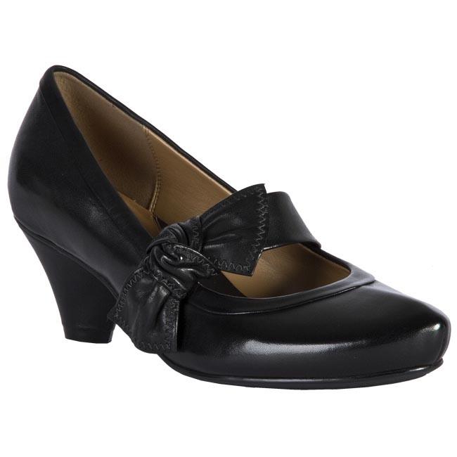Heels CLARKS - Azure Blossom 20347037 Black