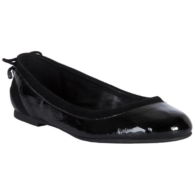 Flats ECCO - 31004351052 Black