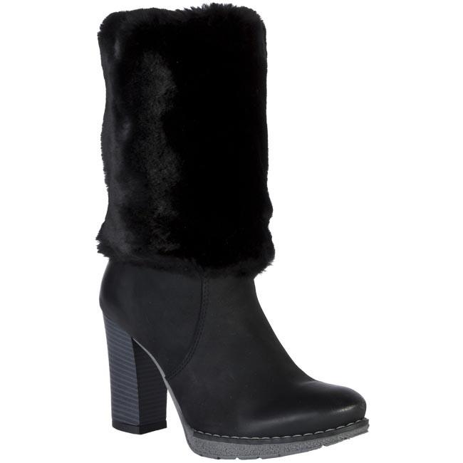 Knee High Boots BUT-S - N830-U10-0P0 Black