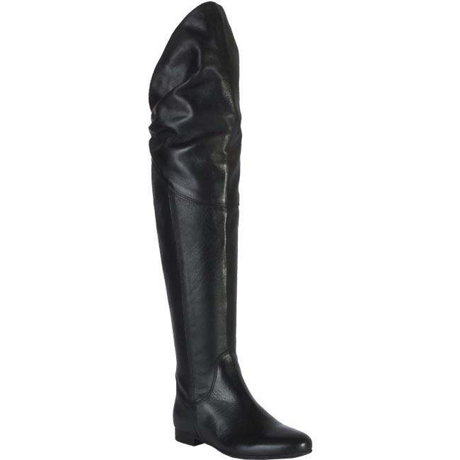 Knee High Boots VENEZIA - 310 Vitello Nero Black