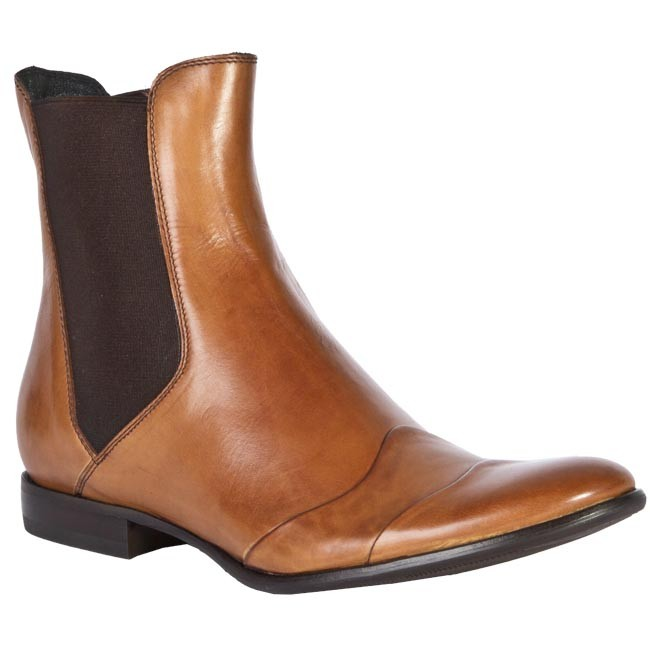 Boots GINO ROSSI - DBD140 0900 2500 Brown