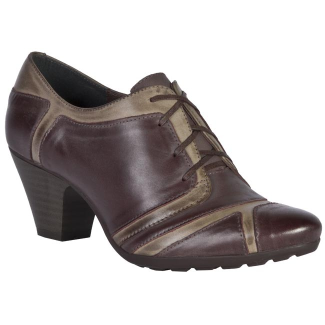 Shoes ANN MEX - 4045 18M+18P Brown