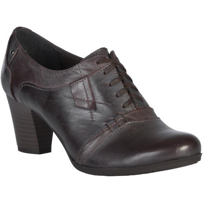 Shoes ANN MEX - 4100 19G+19M Brown