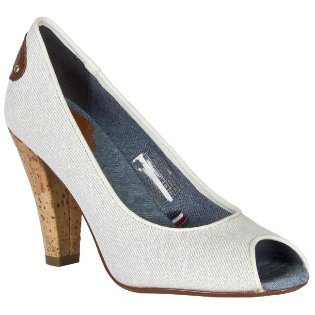 Shoes TOMMY HILFIGER - FW5S01807 150 White