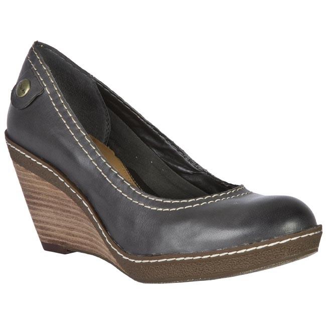 Shoes CLARKS - Hazelnut Sweet 20346729 Grey