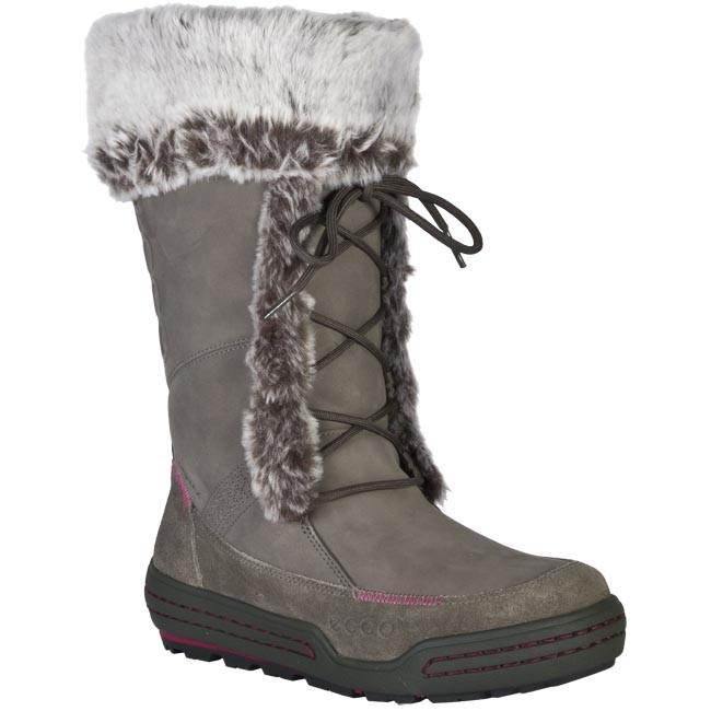 Snow Boots ECCO - Siberia 85250354190 Grey