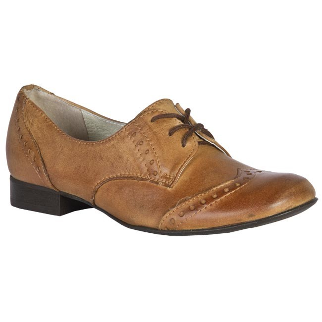 Shoes EKSBUT - 28-1453-560 Brown