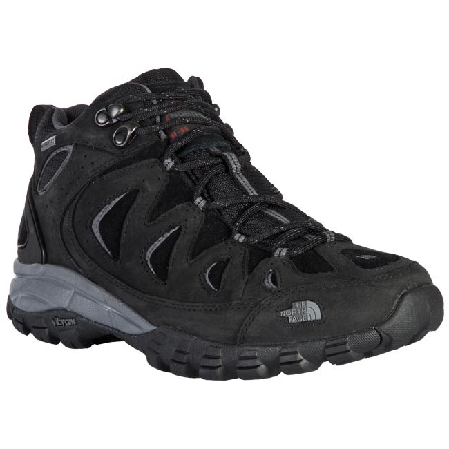 Hiking Boots THE NORTH FACE - TOATQMOLO Black