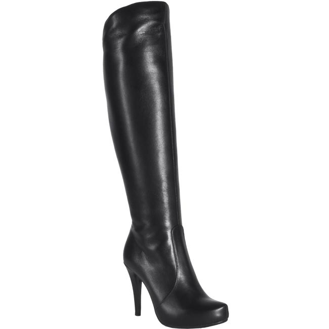 Knee High Boots BALDOWSKI - 495KOC Black