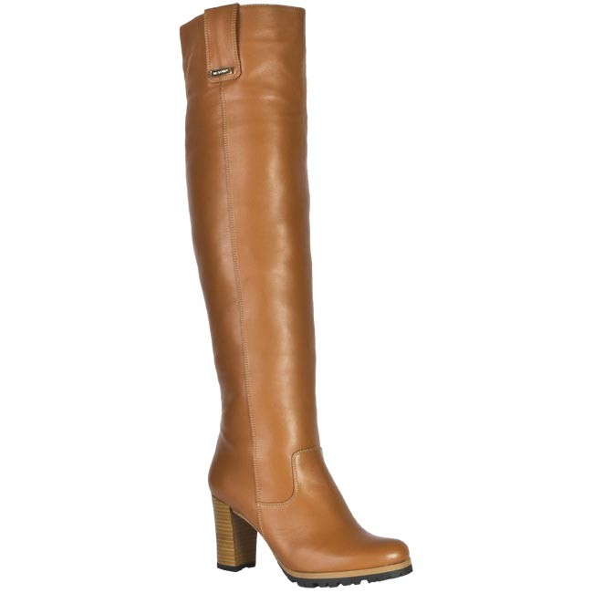 Knee High Boots BALDOWSKI - 146KOC Brown