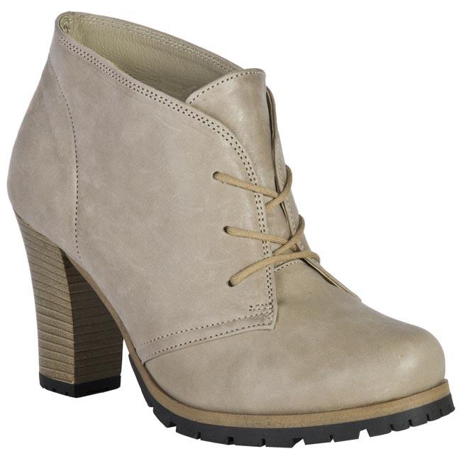Shoes R.POLAŃSKI - 0591 Cappuccino