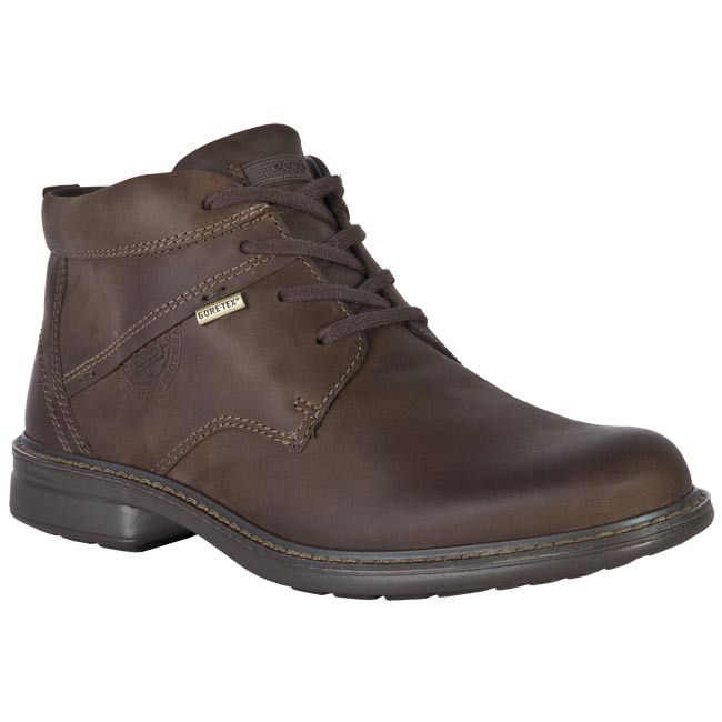 Boots ECCO - 51003402482 Brown