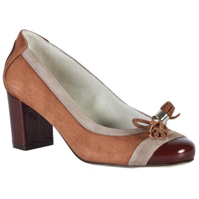 Shoes BALDOWSKI - 320-k Brown