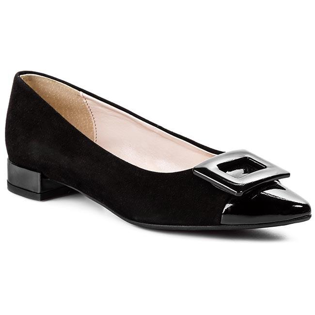 Shoes SAGAN - 1611 Black