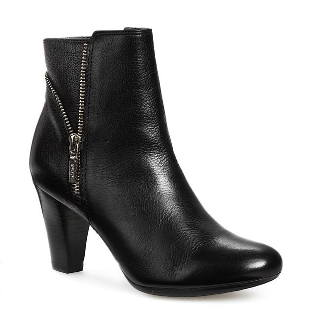 Boots GEOX - D Marian ST S D13V8S 00046 C9999 Black