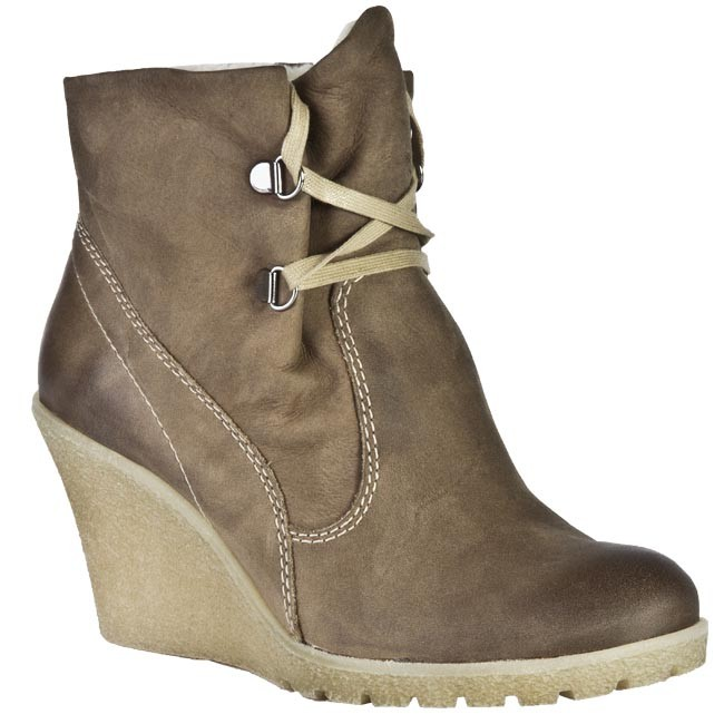 Boots BUT-S - N823-U20-140 Brown