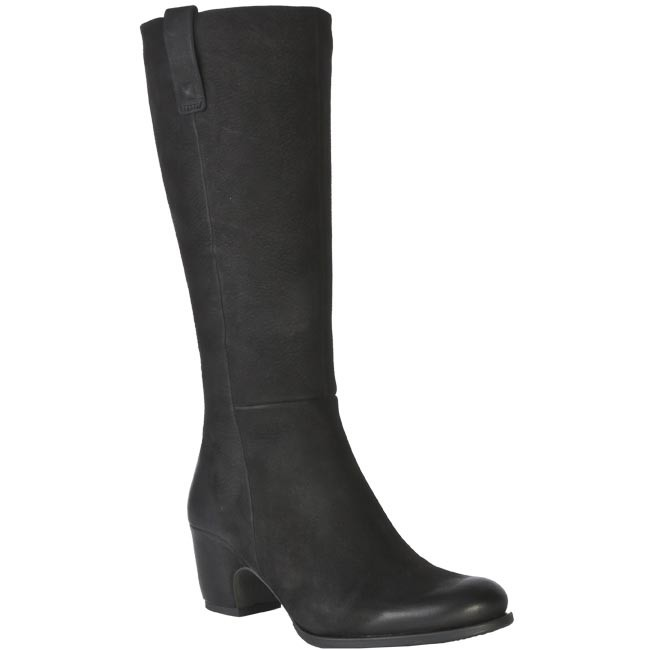 Knee High Boots ECCO - 35381302001 Noir