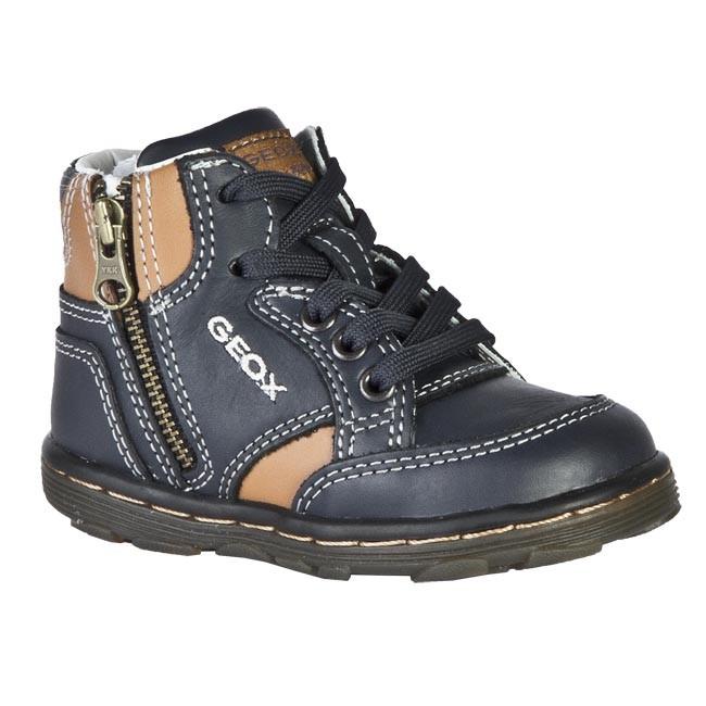 Shoes GEOX - B LAB BOY C B1337C 00043 C4288 Blue