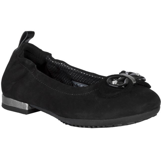 Flats GEOX - J1383C 0BS02 C9999 Black