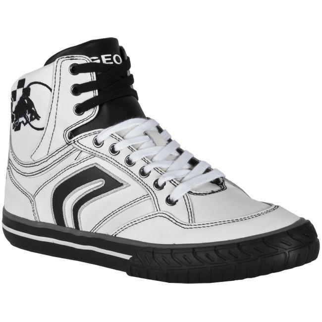 Sneakers GEOX - U13C1C 00043 C0404 White