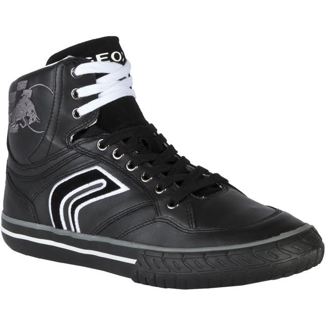 Sneakers GEOX - U13C1C 04322 C0127 Black
