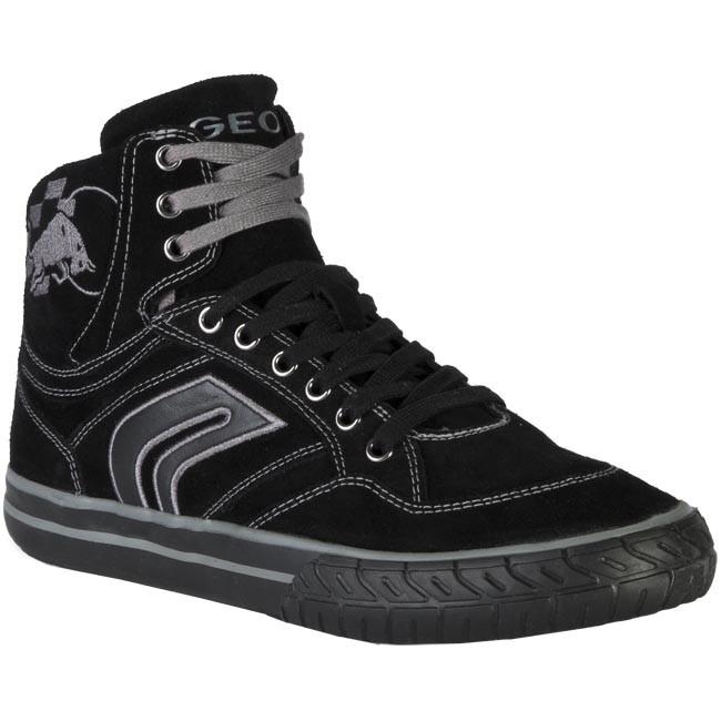 Shoes GEOX - U13C1C 02243 C0005 Black