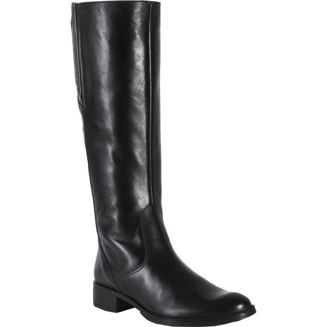 Knee High Boots GEOX - D1390E 00043 C9999 Black