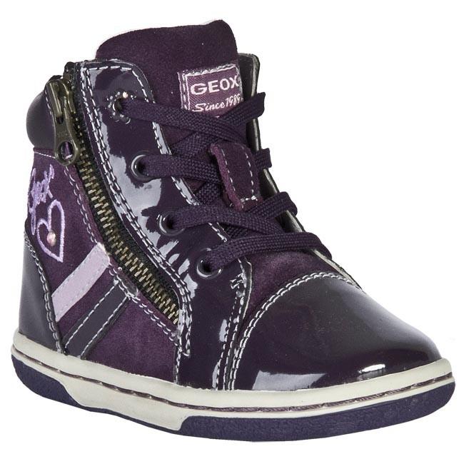 Boots GEOX - B1334G 02266 C8015 Purple
