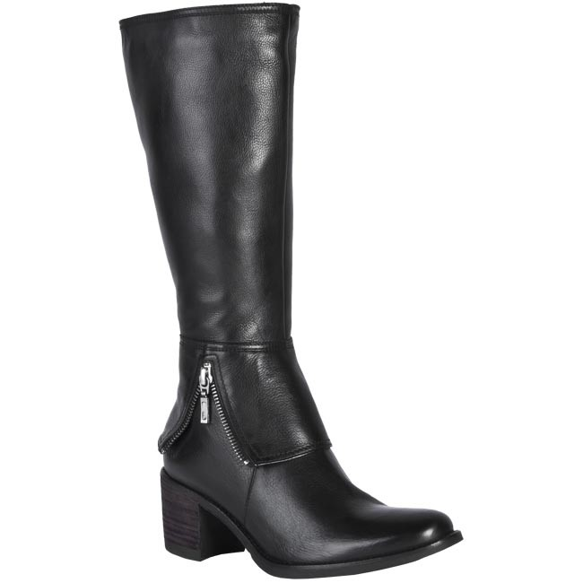 Knee High Boots GINO ROSSI - DKD760 N000 300-T 9900 Black
