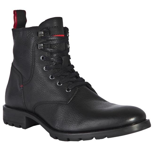 Boots TOMMY HILFIGER - FM86812904 Black