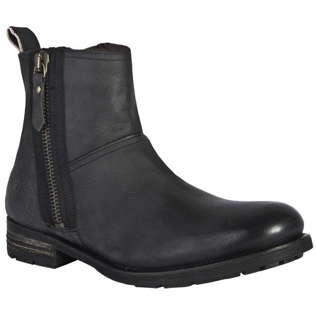 Boots TOMMY HILFIGER - FM56812795 990 Black