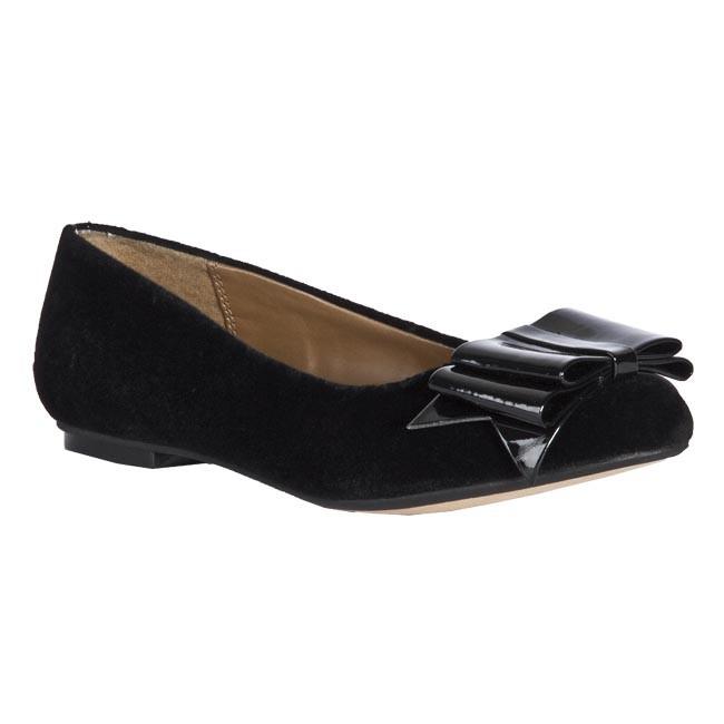 Flats CLARKS - Aintree Jump 20347927 Black Fabric