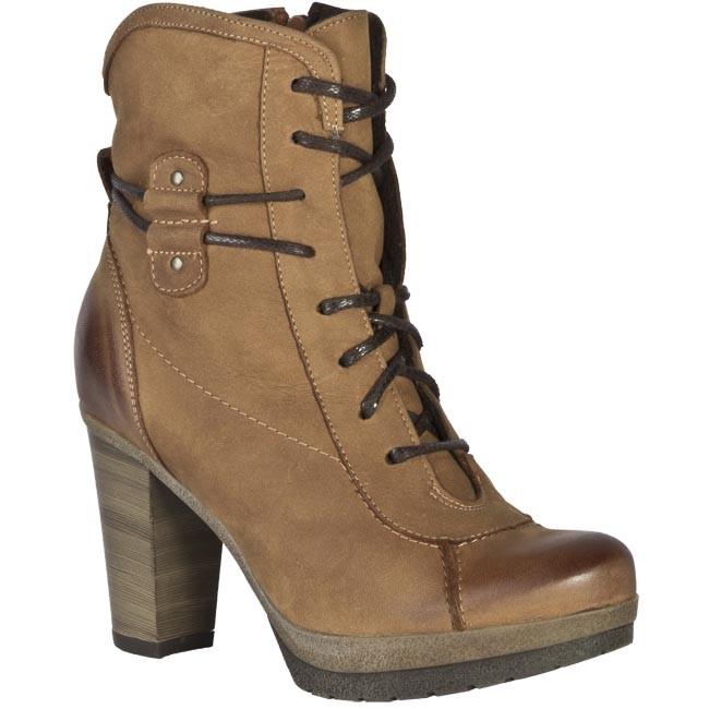 Boots EKSBUT - 71-1879 Rudy 553 Brown