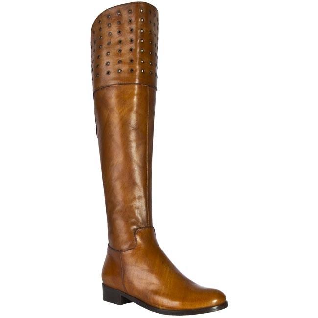 Knee High Boots VENEZIA - S3056 Brown