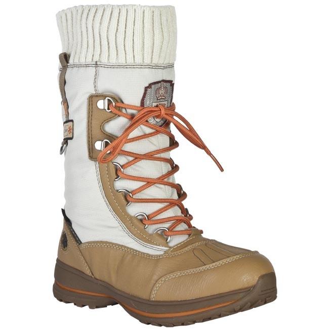 Snow Boots GEOX - J1311E 0FU54 C0135 Beige