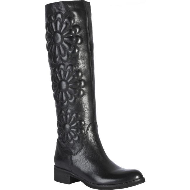 Knee High Boots VENEZIA - 2091 Vacchetta Nero Black