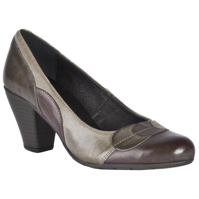 Shoes ANN MEX - 4053 18P+18M+18T Brown