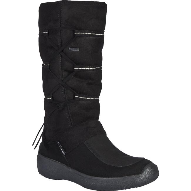 Snow Boots MANITU - 990412 Black