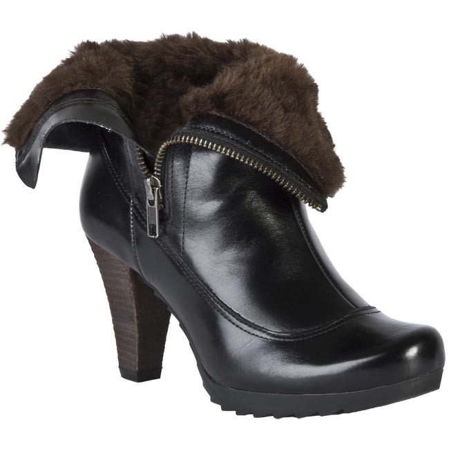 Boots CLARKS - Kelby Concert Black